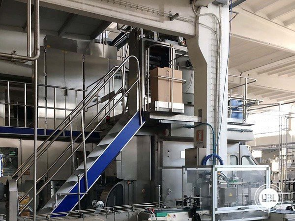Used Complete Brik Line for Dairy 5000 bph - 1