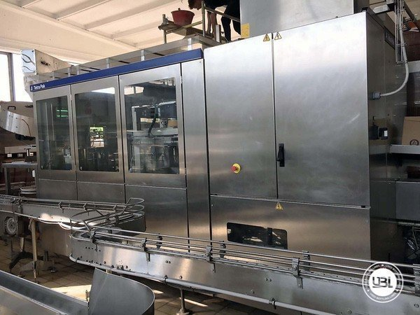 Used Complete Brik Line for Dairy 5000 bph - 4