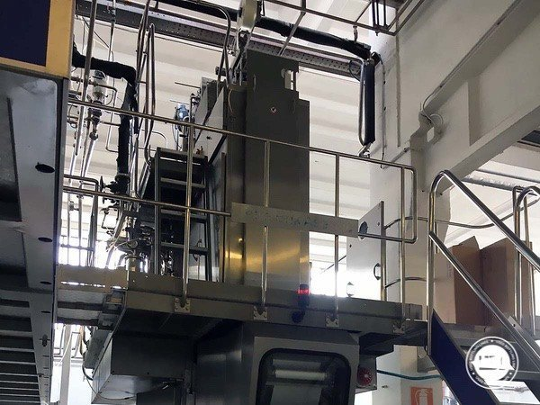 Used Complete Brik Line for Dairy 5000 bph - 5