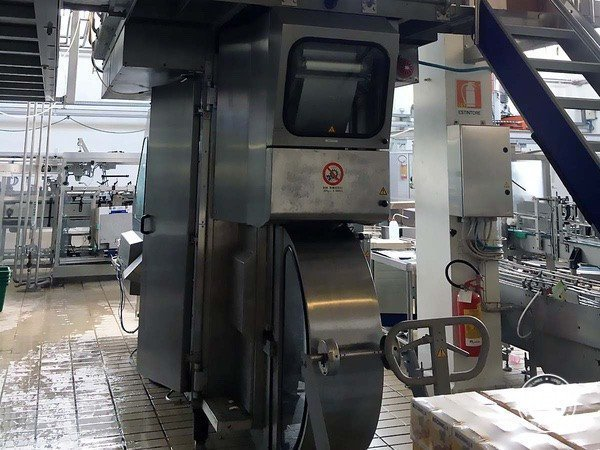 Used Complete Brik Line for Dairy 5000 bph - 6