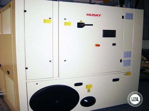 Prensas pra Pré-formas Husky Hypet PET 300 P100/120 E140 - 2