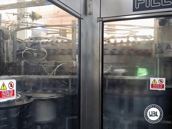 Linha completa de PET para Água com Gás, Água - 6