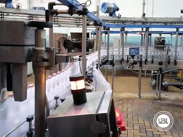 Linha completa de PET para Água com Gás, Água - 7