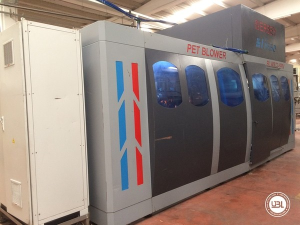 Used Blow Molding Machine Ersey BLW8C2-SRV - 1