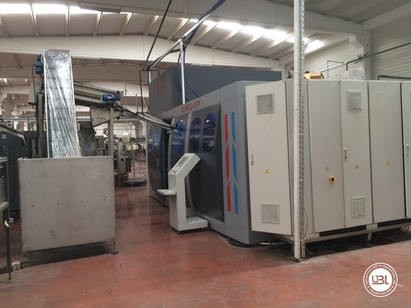 Used Blow Molding Machine Ersey BLW8C2-SRV - 5