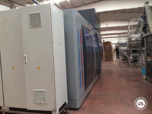 Used Blow Molding Machine Ersey BLW8C2-SRV - 6