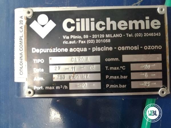 Outros Cillichemie Osmotizer – RO 12000 INOX S - 4