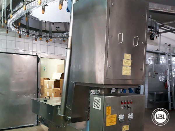 Used Complete Brik Line for Dairy, Juice 6000 bph - 12