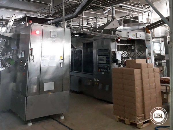 Used Complete Brik Line for Dairy, Juice 6000 bph - 14