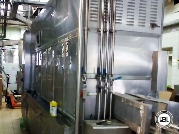 Used Complete Brik Line for Dairy, Juice 6000 bph - 16
