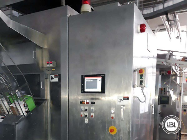 Used Complete Brik Line for Dairy, Juice 6000 bph - 18