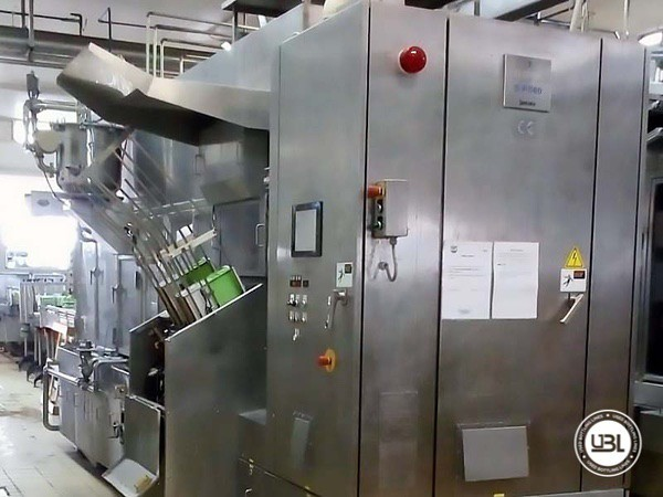 Used Complete Brik Line for Dairy, Juice 6000 bph - 19