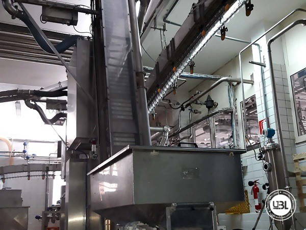 Used Complete Brik Line for Dairy, Juice 6000 bph - 23