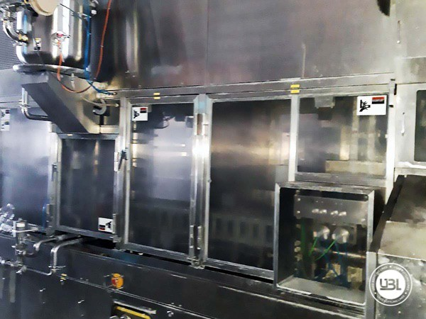 Used Complete Brik Line for Dairy, Juice 6000 bph - 25