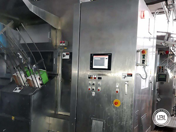 Used Complete Brik Line for Dairy, Juice 6000 bph - 26