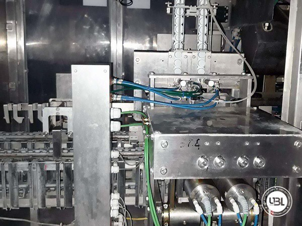 Used Complete Brik Line for Dairy, Juice 6000 bph - 28
