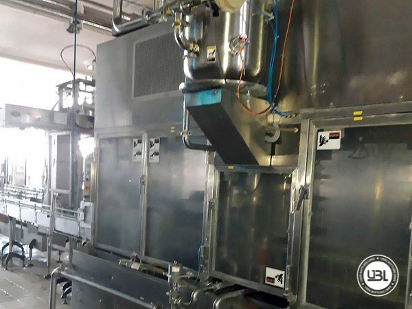 Used Complete Brik Line for Dairy, Juice 6000 bph - 29
