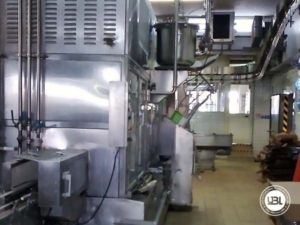 Used Complete Brik Line for Dairy, Juice 6000 bph - 4