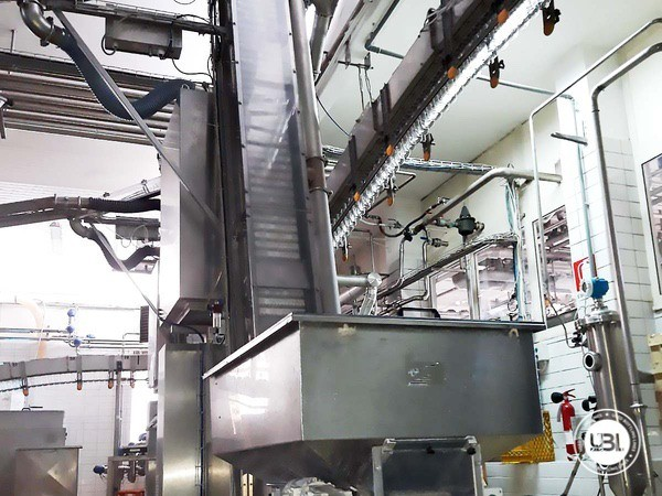 Used Complete Brik Line for Dairy, Juice 6000 bph - 7