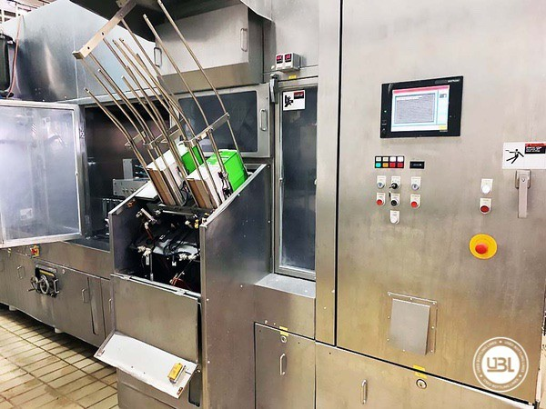 Used Complete Brik Line for Dairy, Juice 6000 bph - 8