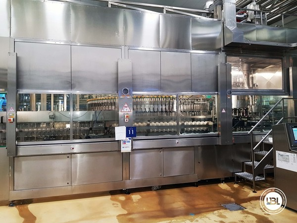 Used Complete PET Line for Water 40000 bph - 12