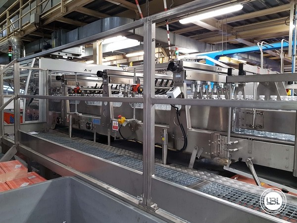 Used Complete PET Line for Water 40000 bph - 18