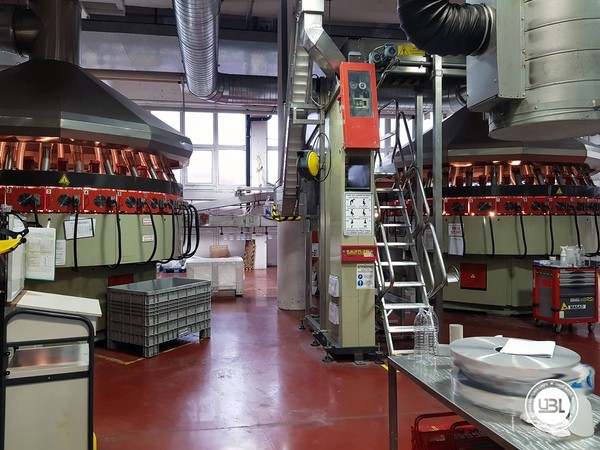 Used Complete PET Line for Water 40000 bph - 2