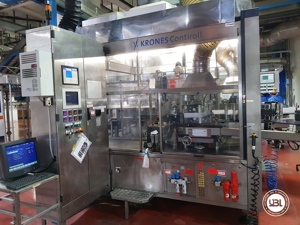 Used Complete PET Line for Water 40000 bph - 5