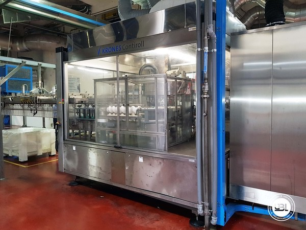 Used Complete PET Line for Water 40000 bph - 7
