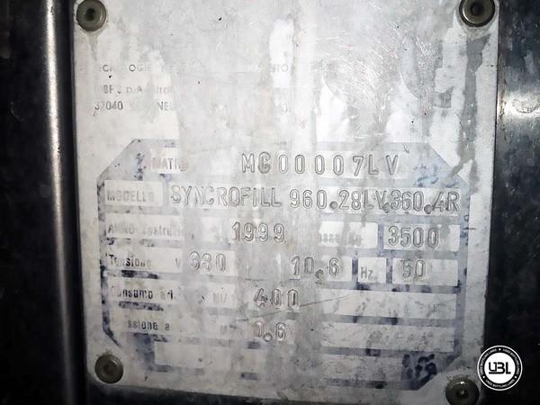 Monoblocos de Enchimento MBF SYNCROFILL 960.28LV.360.4R - 1