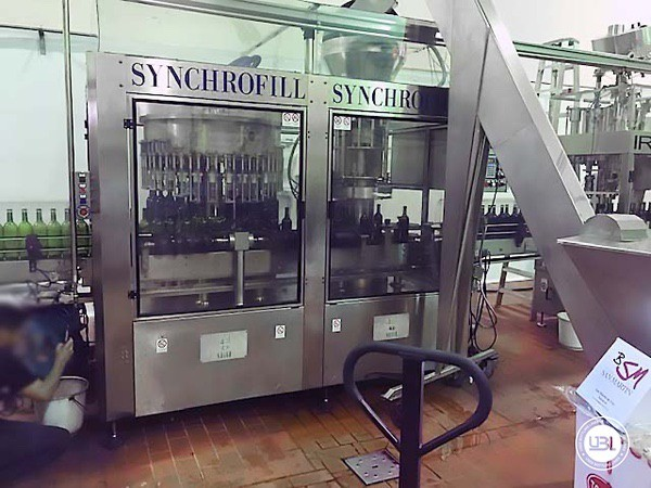 Monoblocos de Enchimento MBF SYNCROFILL 960.28LV.360.4R - 2