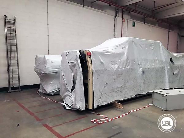 Used Shrink Wrapper Krones Variopac FS70 - 1