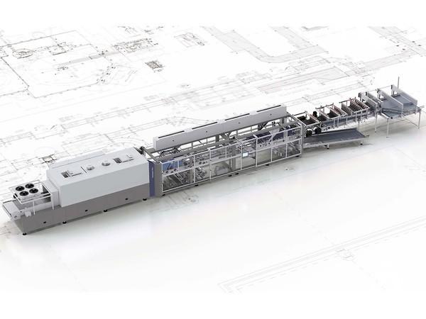 Empacotadora Krones Variopac  FS70 - 6