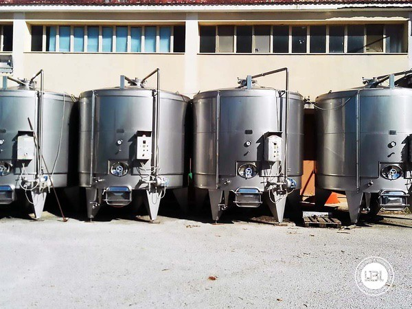 Used Tank Velo Tanks SPC 100+50 — Tanks SVN 150 - 1