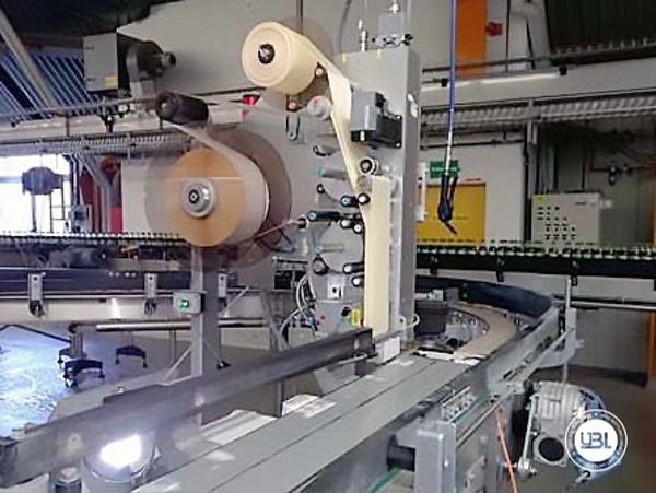Rotuladoras LOGOPACK LOGOMATIC III 910 TB – Tray Labeler - 5