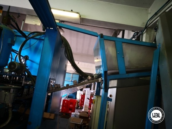 Used Blow Molding Machine Sipa SF 8/4 - 10