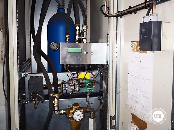 Used Blow Molding Machine Sipa SF 8/4 - 11