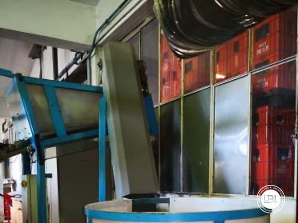 Used Blow Molding Machine Sipa SF 8/4 - 15