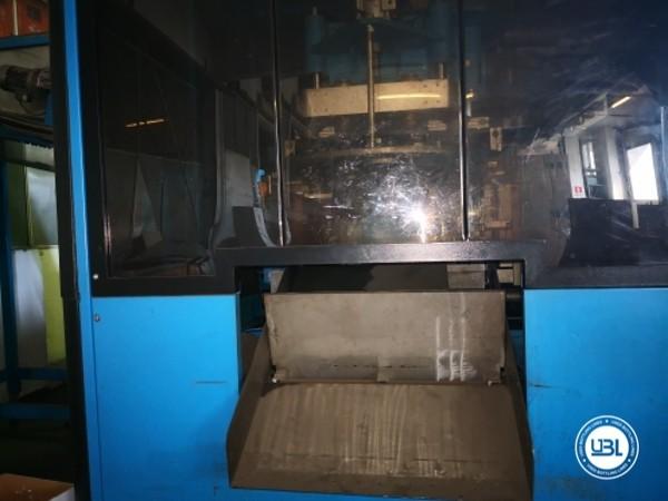 Used Blow Molding Machine Sipa SF 8/4 - 16