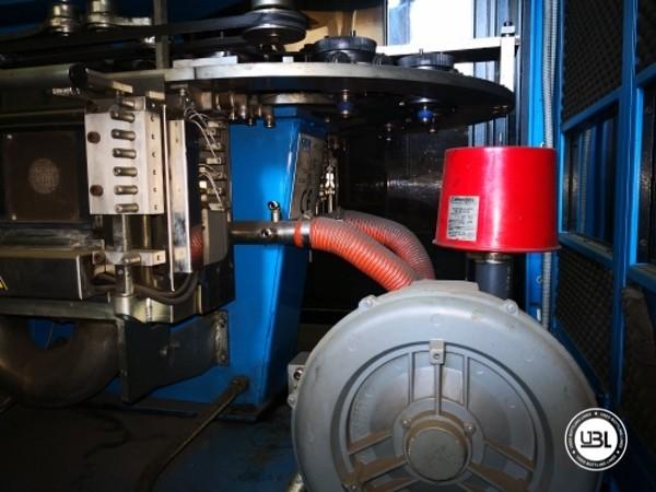 Used Blow Molding Machine Sipa SF 8/4 - 2