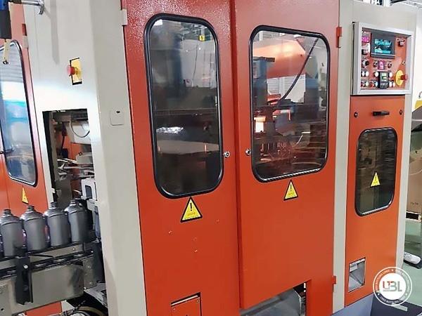Used Blow Molding Machine Sidel SBO 2/3 - 4