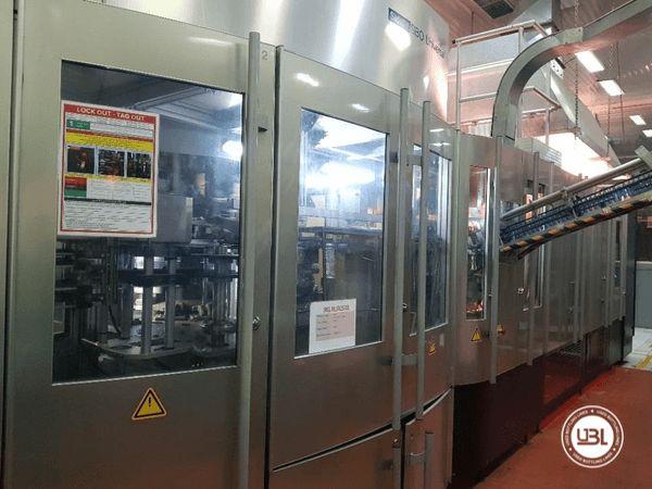 Used Blow Molding Machine Sidel SBO10/14 - 3