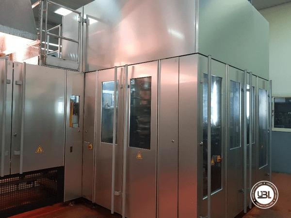 Blow Moulding Machine – Sidel SBO10/14