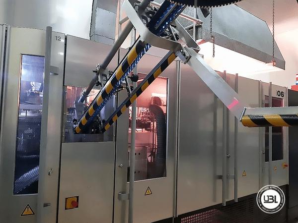 Blow Moulding Machine – Sidel SBO 6