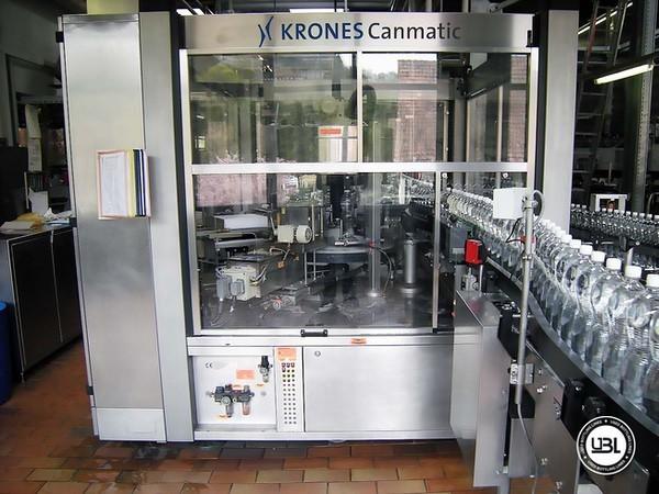 Rotuladoras Krones Canmatic - 1