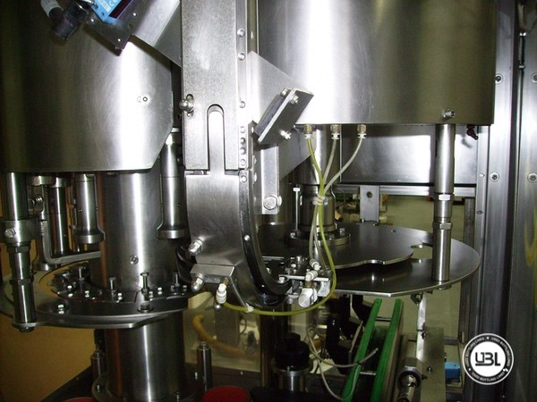 Used Capping Machine Arol EURO/PP - 12