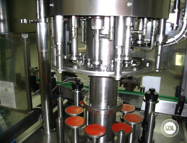 Used Capping Machine Arol EURO/PP - 3