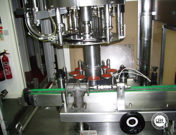 Used Capping Machine Arol EURO/PP - 6