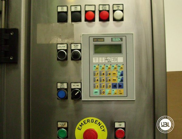 Used Capping Machine Arol EURO/PP - 8