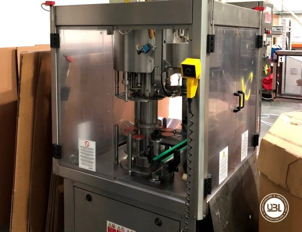 Used Capping Machine Arol EURO/PP - 13